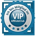 Ich bin Mitglied im VIP Affiliate-Club