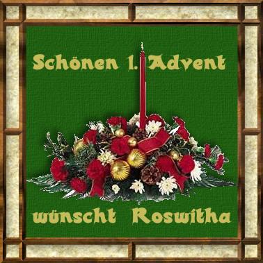Ich wünsche dir eine besinnliche Adventszeit