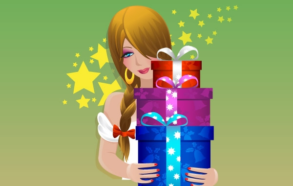 Adventszeit ist Geschenke-Zeit