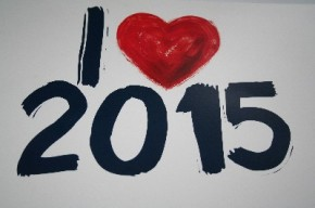 2014 ist vorbei und 2015 wird MEIN Jahr!