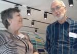 """Horst Sievert im Interview von Roswitha Uhde am Rande der Preisverleihung """"Goldener Internetpreis"""" 2015"""