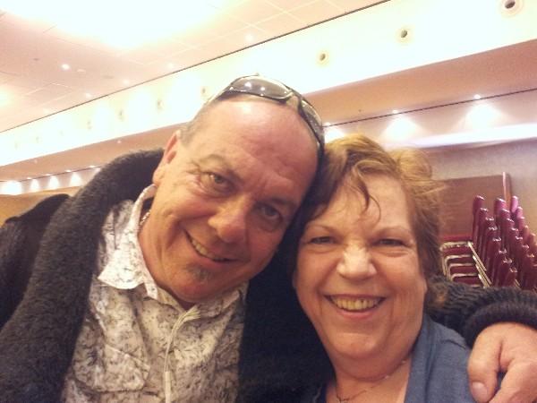 Roswitha mit Hanshans Frühsammer