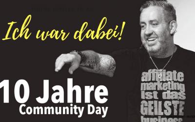 Communityday von Ralf Schmitz in Neuwied