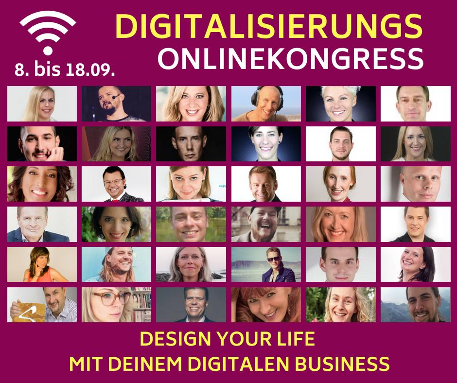 Roswitha Uhde ist mit 40 Experten-Interview-Partnerin im Digitalisierungs-Online-Kongress