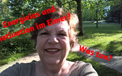 Energielos und Motivation im Eimer – was tun?