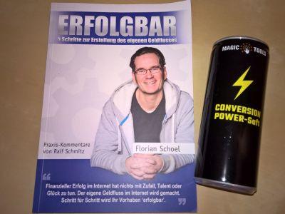 Geschenke von Florian Schoel zum Communityday