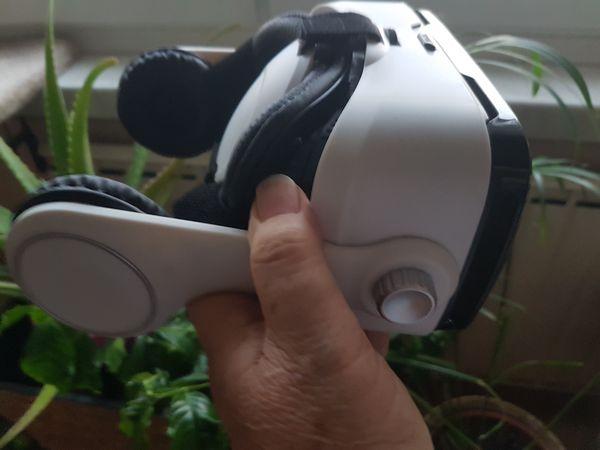 Foto meiner VR-Brille