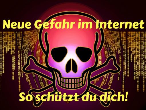 Gefahr im Internet