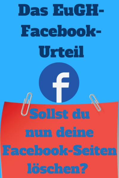 Pin Blog-Artikel Facebook-Seiten