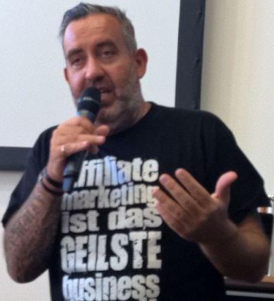 Ralf Schmitz - Veranstalter des Communityday