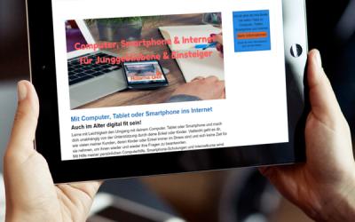EDV und Internet für die reifere Jugend – WARUM?