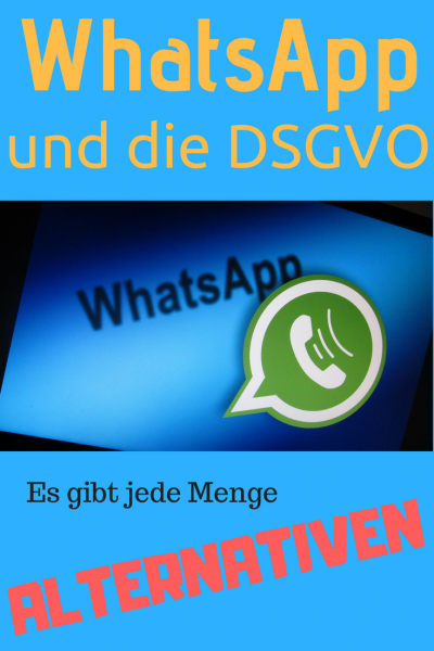 WhatsApp Alternativen DSGVO-konform