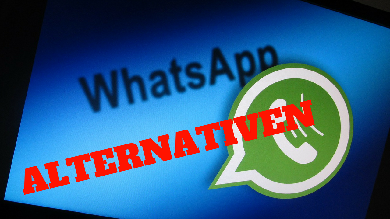 WhatsApp Alternativen