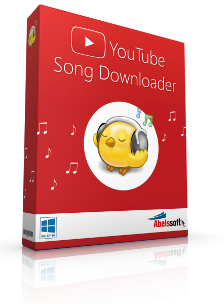 "Lade hier den ""YouTube Song Downloader"" kostenfrei herunter"