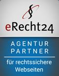 Agentur-Partner von eRecht24.de