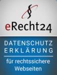 Datenschutzerklärung / Agentur-Partner von eRecht24.de