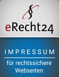 Impressum / Agentur-Partner von eRecht24.de